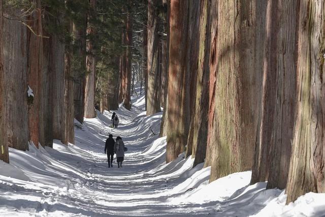 | 【2020年2月1日、2日開催】ひつき★開運《冬の戸隠・諏訪1泊2日》リトリート
